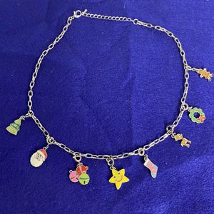 Xmas Charmed Necklace for Sale in Bakersfield, CA