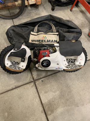 Gas Powered Skateboard for Sale in Tracy, CA