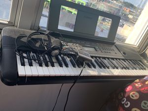 Yamaha keyboard for Sale in Atlanta, GA