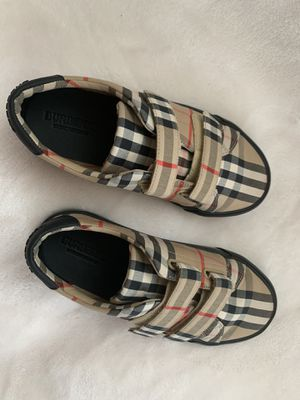 Burberry Mini Markham check sneakers for Sale in Portland, OR