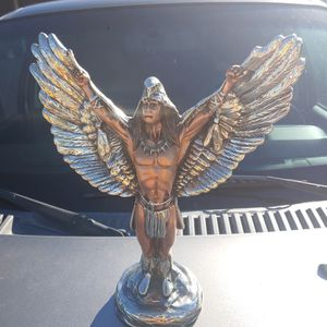 Aztec Warrior Art Sculpture Costed $1,400 New ! for Sale in Pinellas Park, FL