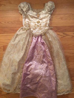 Rapunzel Disney little girl dress size 5/6 for Sale in Libertyville, IL