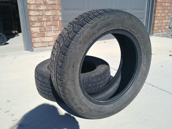 Big O Euro Tour tires