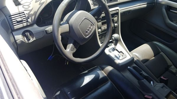 2007 AUDI A4 PARTING O////.$$$$$