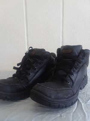 DR. SCHOLL'S WORK SAFETY BOOTS for Sale in Port Charlotte, FL