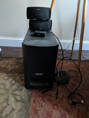 Bose Cinemate Surround Sound System for Sale in Philadelphia, PA