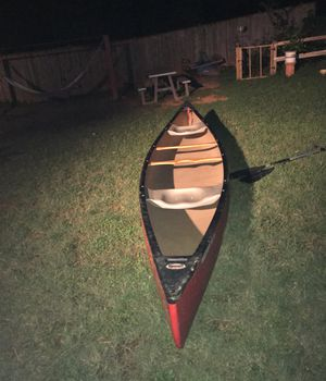 Old town canoe for Sale in Hyattsville, MD