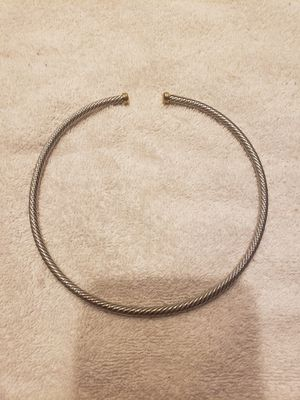 """Beautiful necklace in great condition. About 5"""" for Sale in Fort Lauderdale, FL"""