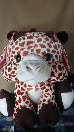 Stuffed giraffe for Sale in Buena Park, CA