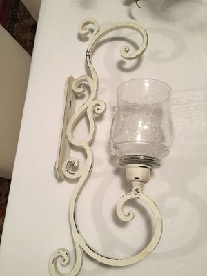 Wrought iron candle holders for Sale in Dunedin, FL