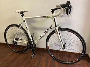 Ridley Fenix Team Classic Carbon Road Bike 58cm for Sale in Los Angeles, CA