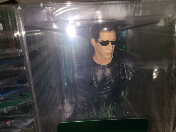 Collectable matrix limited edition