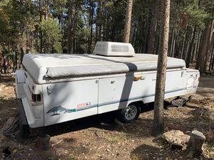 Camper 98 Coleman Fleetwood Pop Up. for Sale in Black Hawk, CO