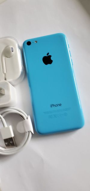 iPhone 5c, ∆Factory Unlocked.. Excellent Condition, Like a New... for Sale in Springfield, VA