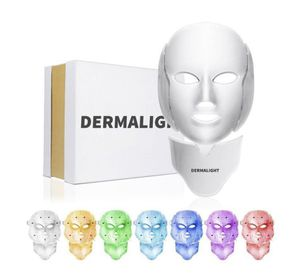DermaLight USA Face and Neck Massage Mask for Sale in Miami Gardens, FL