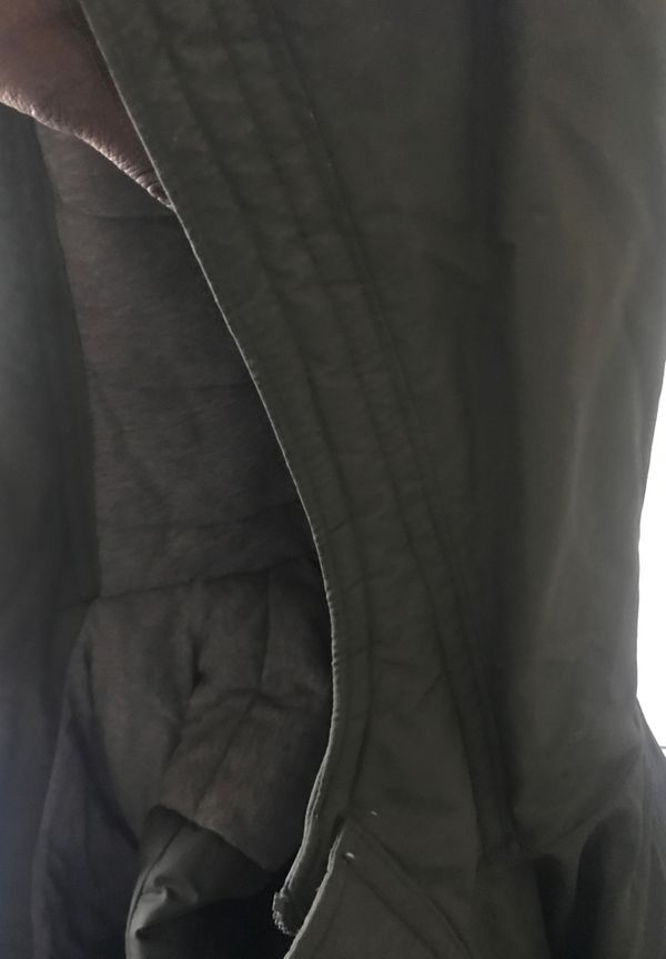 XL hollister jacket