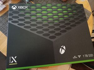 Xbox series X NEW!! PRICE FIRM I can meet at local police station Check out my reviews! You are buying from a trusted seller. for Sale in Fort Lauderdale, FL