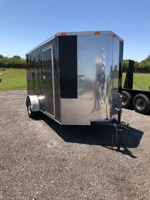 2016 Enclosed trailer 6'x12 ft. for Sale in Myakka City, FL