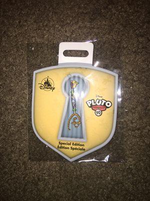 90th Anniversary Pluto Key Pin for Sale in Davis, CA