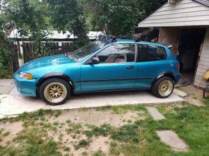 Honda civic 92 hatchback for Sale in Silver Spring, MD