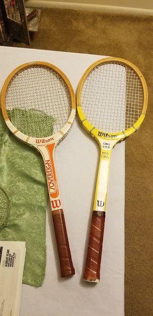 Wilson Tennis Rackets (2) - Chris Avert for Sale in Philadelphia, PA