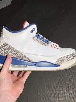Jordan 3 True Blue for Sale in Atwater,  OH