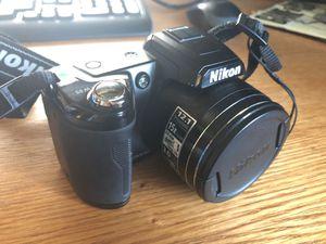 Nikon Coolpix L110 digital camera 12.1MP for Sale in Peculiar, MO