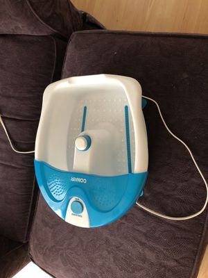 Conair Foot Spa for Sale in Tacoma, WA