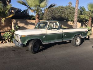1976 250 Ford Ranger XLT for Sale in San Diego, CA