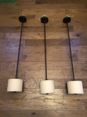 Pendant lights for Sale in Snohomish, WA