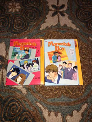Marmalade Boy Volume 1 and 2 dvd Collectables Anime for Sale in Longwood, FL