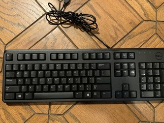 USB Keyboard By DELL for Sale in Los Angeles,  CA