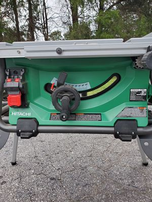10in 15 amp table saw for Sale in Piedmont, SC