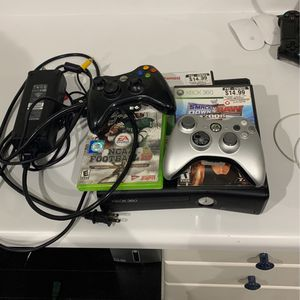 Xbox 360 (Console, Controllers, Games) for Sale in Fort Lauderdale, FL