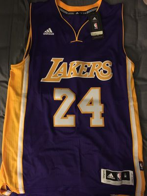 b995c49d8 Kobe Bryant Laker jersey w  tag for Sale in San Diego