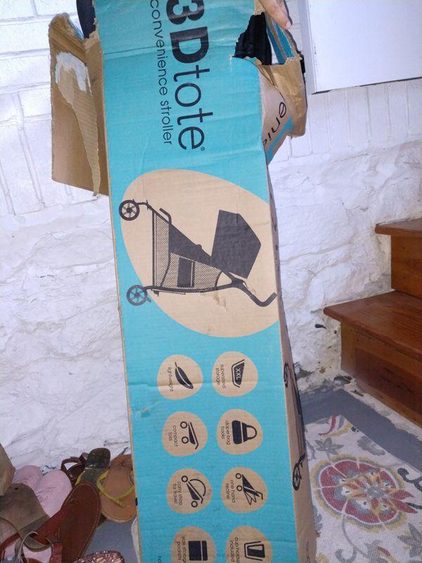 3D Tote Stroller