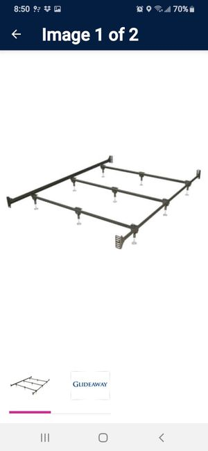Queen bed frame for Sale in Kalamazoo, MI
