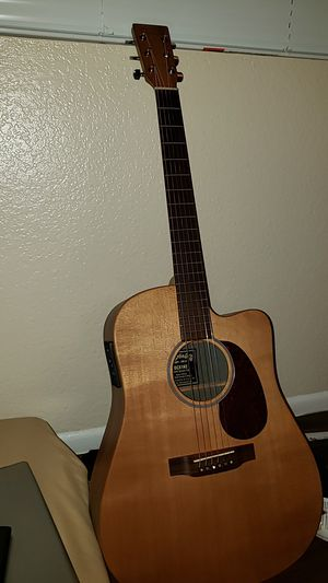 Martin Acoustic Electric guitar for Sale in Phoenix, AZ