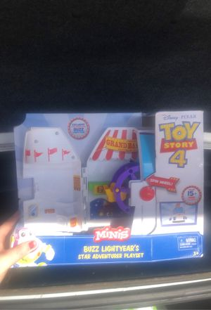 Toy story play set for Sale in El Cajon, CA