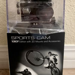 Sport Action HD Camera - NIB for Sale in Corona, CA