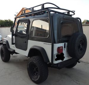 Jeep Wrangler Roof Rack for Sale in Downey, CA