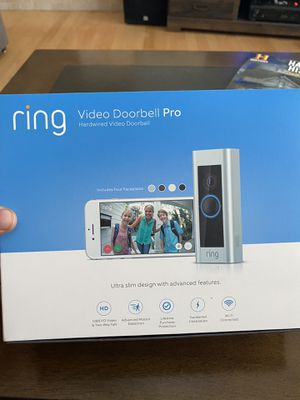 Ring Doorbell Pro for Sale in Fresno, CA