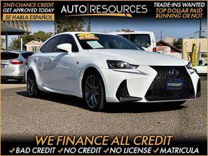 2017 Lexus Is for Sale in Merced, CA