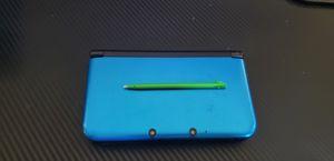 Blue Nintendo 3DS XL for Sale in Chula Vista, CA