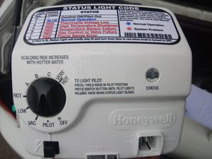 HONEYWELL GAS VALVE for Sale in New Haven, CT
