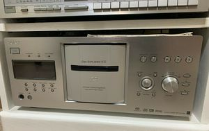 Sony CD/DVD Player 400 discs - New Laser Mechanism for Sale in Aurora, IL