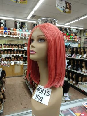 AO. Short bob lace front wig for Sale in S CHESTERFLD, VA