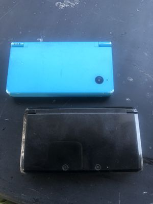 Used Nintendo Dsi and Nintendo 3ds for Sale in Norwalk, CA