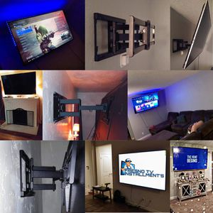 Best TV Mounting Service in Fresno! 🆓 Free Wall Mount 🚨 Same Day 1-Hour Service for Sale in Fresno, CA