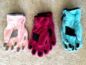 3 Pr NEW Work Gloves Firm Grip Suede Pigskin Mesh Back Leather - Sz L for Sale in Victoria, TX